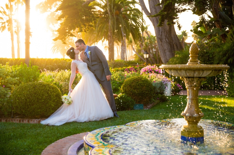 Biltmore Santa Barbara Wedding Photos-16
