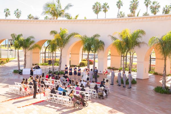 The Fess Parker, Santa Barbara Wedding Trailer Pamela + RJ