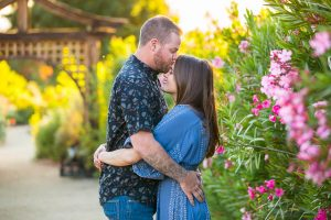 Ojai Meditation Mount engagement photos