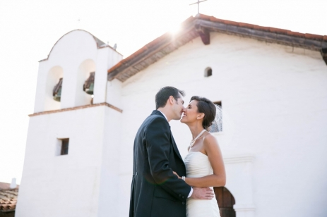 Santa Barbara El Presidio Wedding Karen D Photography-43