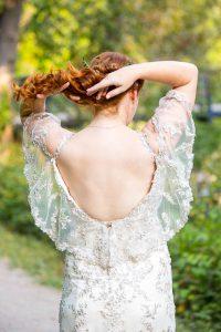 Bridal details during a Boulder, Colorado destination wedding photoshoot.